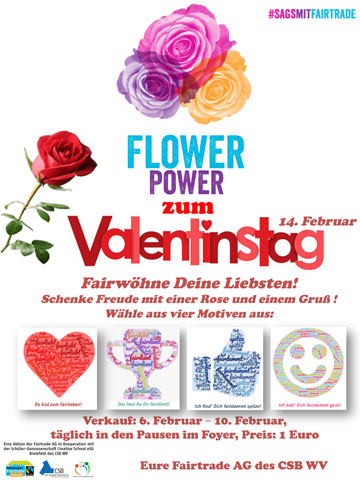Fairtrade Valentinstag 360